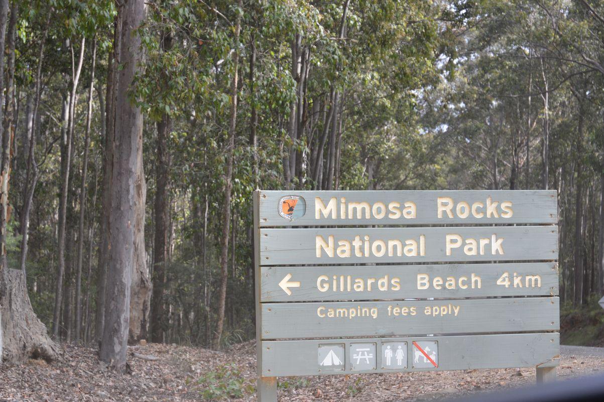 mimosa entree park