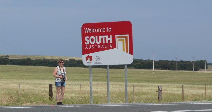 panneau australie du sud