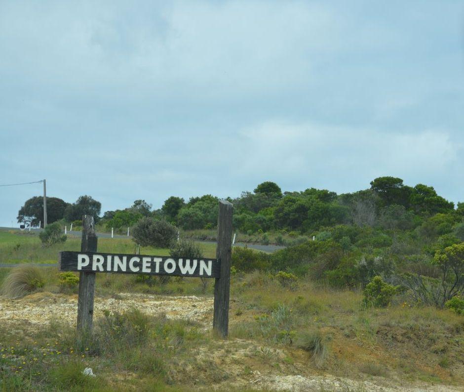 princetown park panneau