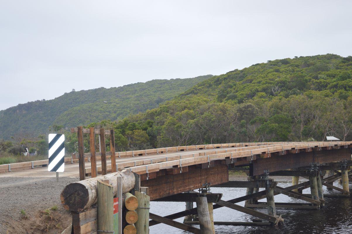 Aire river pont