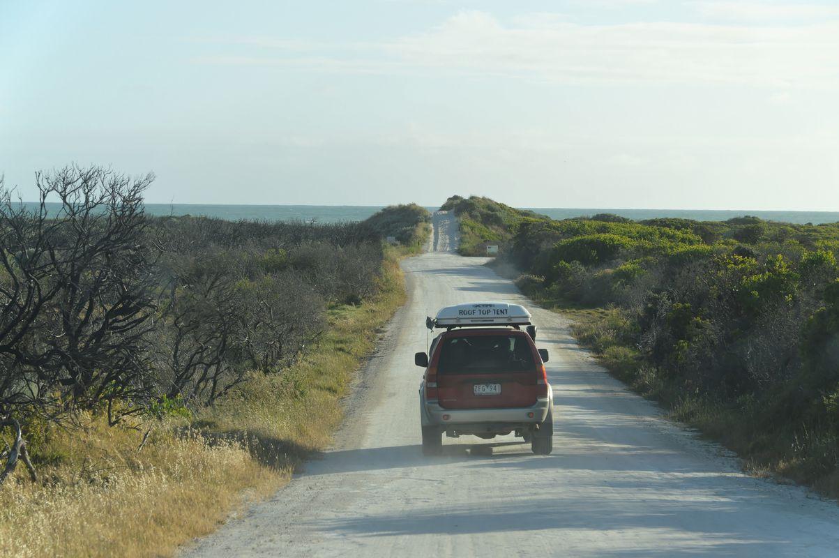 piccaninnie chemin vers la mer