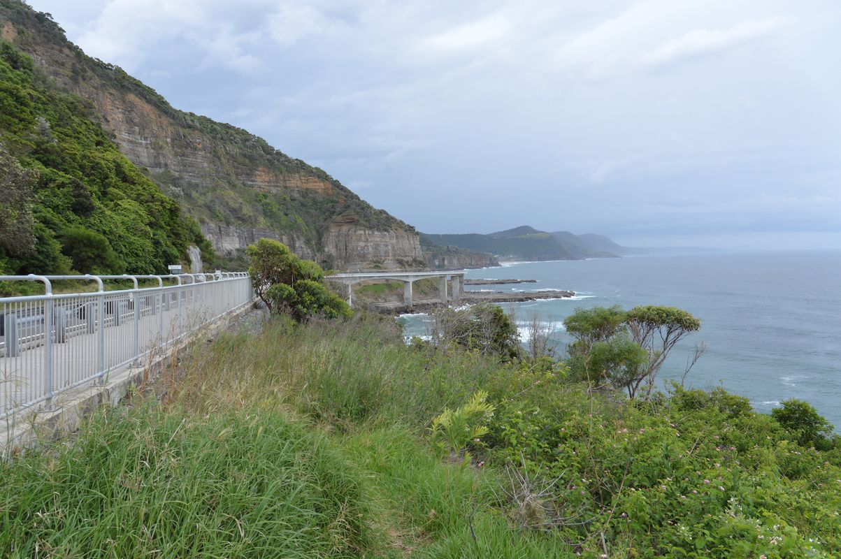 Clifton - Sea Cliff Bridge