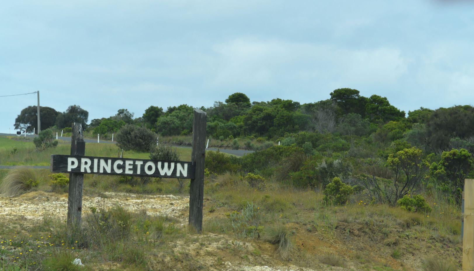 princetown entree