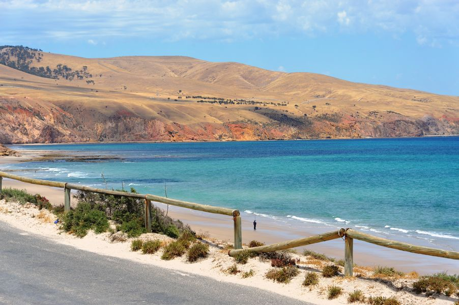 Sellicks beach vue