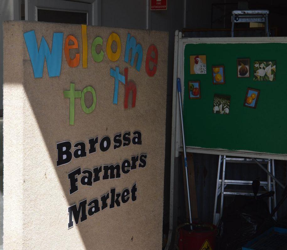 barossa farmers market panneau