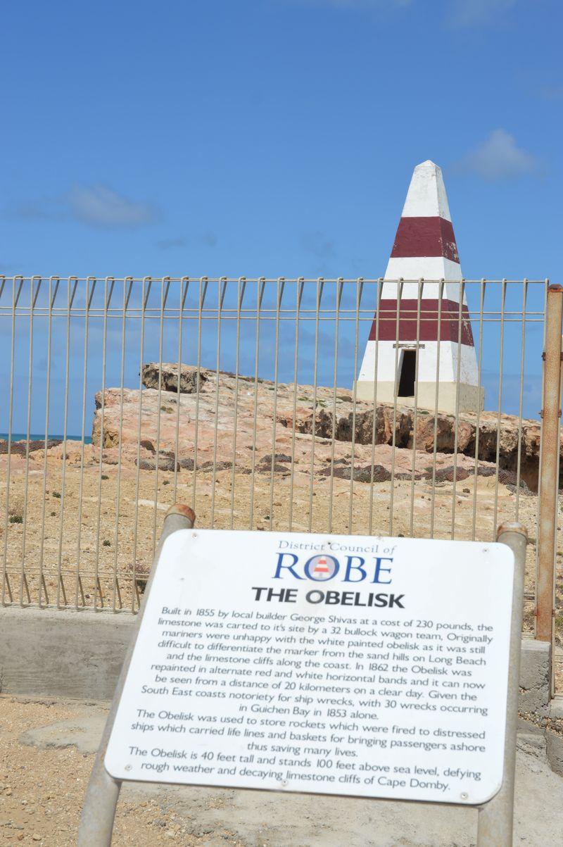 robe the obelisk
