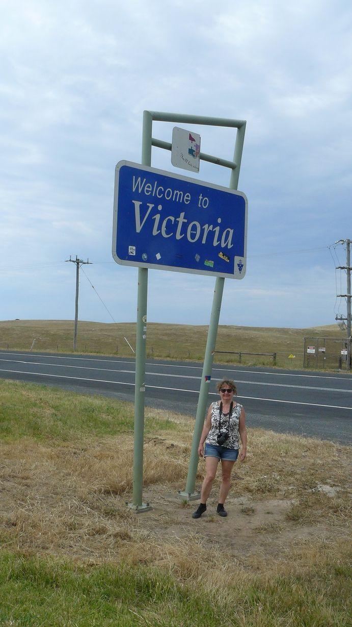 victoria - South Australia